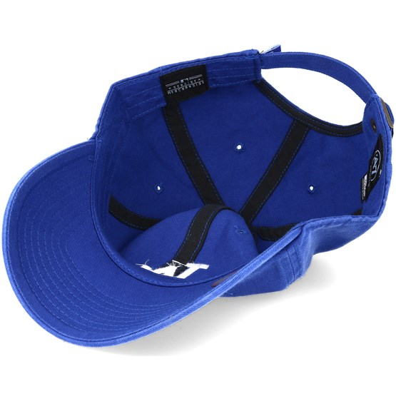 ed4ee254b Los Angeles Dodgers 2 Tone Clean Up Royal Blue Adjustable - 47 Brand caps |  Hatstore.co.uk