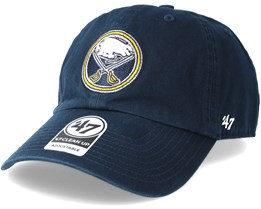 Buffalo Sabres Clean up Navy Adjustable - 47 Brand