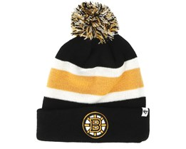 Boston Bruins Breakaway Knit Black Pom - 47 Brand