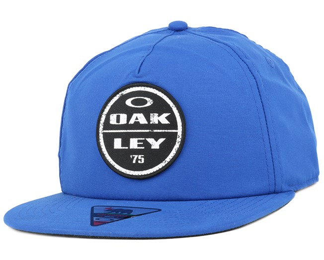 Foundation Sapphire Snapback - Oakley