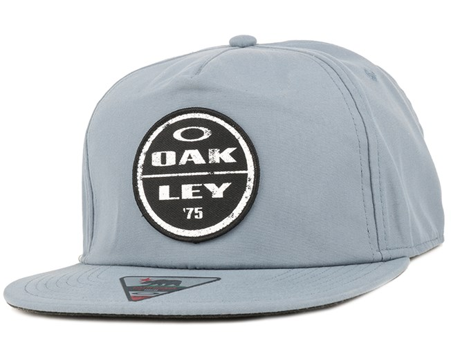 Foundation Blue Mirrage Snapback - Oakley