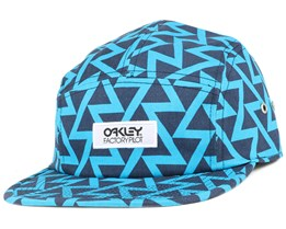 Factory Pilot Pacific Blue 5-Panel - Oakley