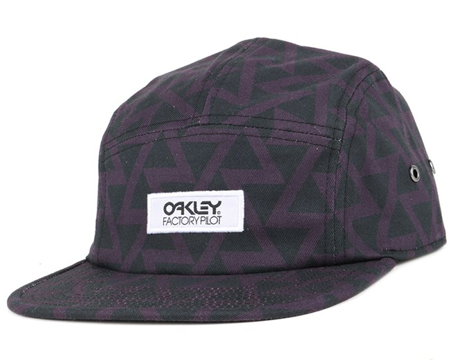 Factory Pilot Purple Night 5-Panel - Oakley