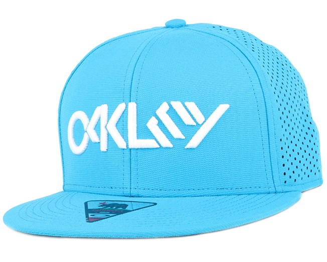 Octane Performance Pacific Blue Snapback - Oakley