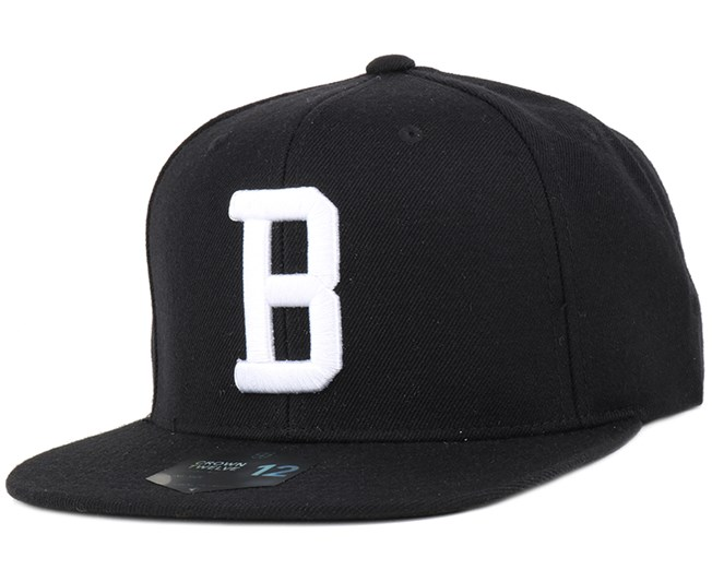 Bravo Alphabet Snapback - State Of Wow