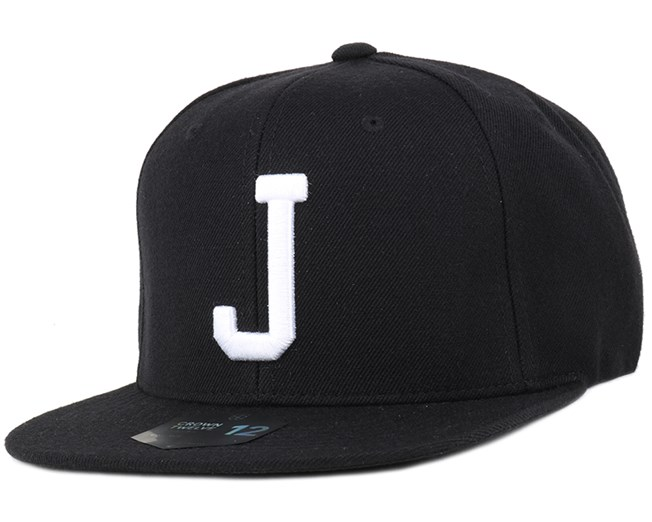Juliet Alphabet Snapback - State Of Wow