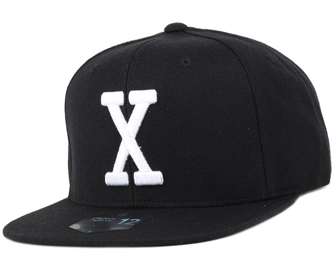 X-Ray Alphabet Snapback - State Of Wow
