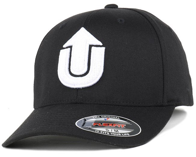 Logo 1010 Black/White Flexfit - Upfront