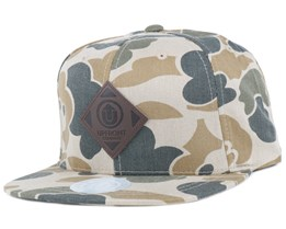 Offspring Desert/Brown Snapback - Upfront