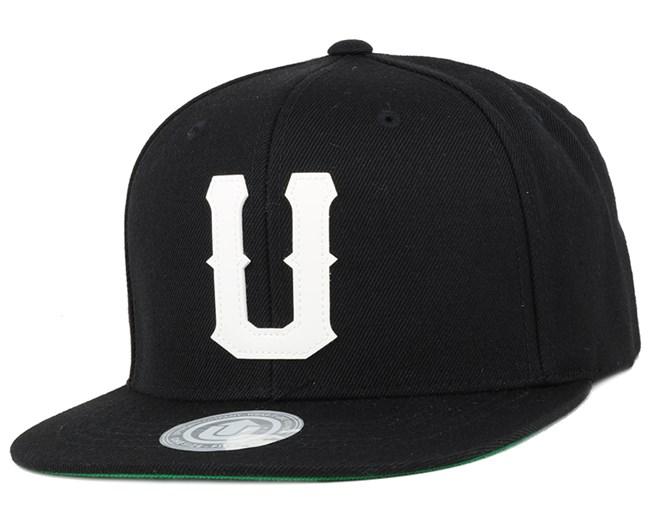 UNITED Black Snapback - Upfront