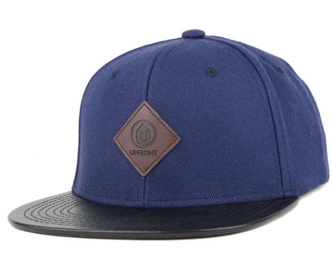 Pitch Navy Blue Snapback - Upfront