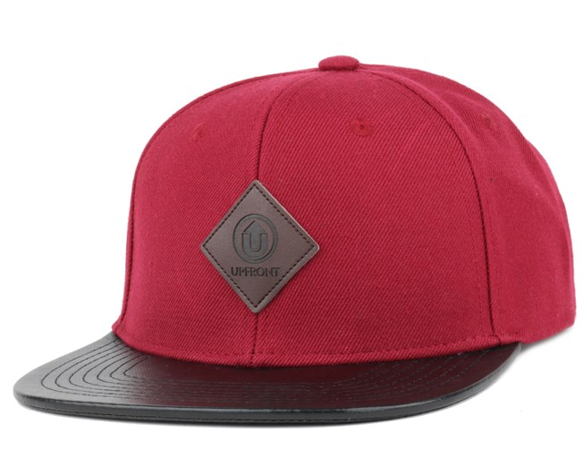 Pitch Bordeaux Snapback - Upfront