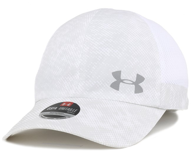 Fly Fast White Adjustable - Under Armour