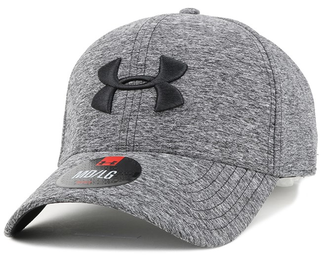 Twist Closer Black Flexfit - Under Armour