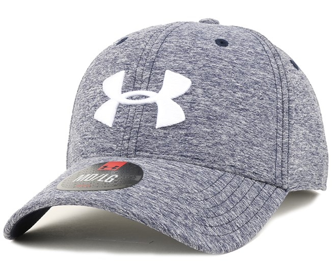 Twist Closer Midnight Navy Flexfit - Under Armour