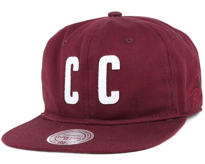 Cleveland Cavaliers Ballpark Snapback - Mitchell & Ness