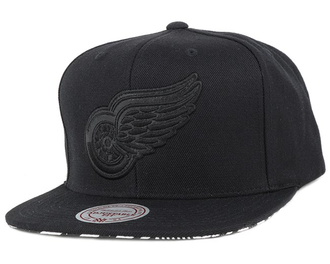Detroit Red Wings GTech Snapback - Mitchell & Ness