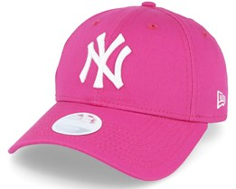 NY Yankees Womens Pink/White 940 - New Era