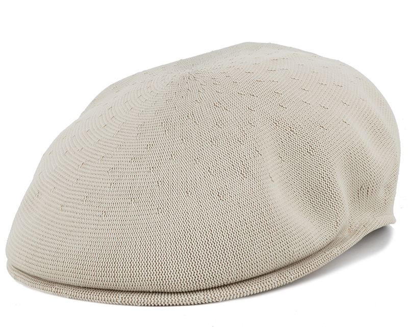 9cabeab266a Tropic 504 Beige Flat Cap - Kangol caps