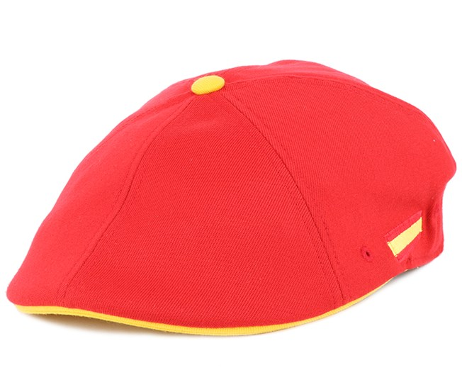 National 504 SPAIN Flat Cap - Kangol