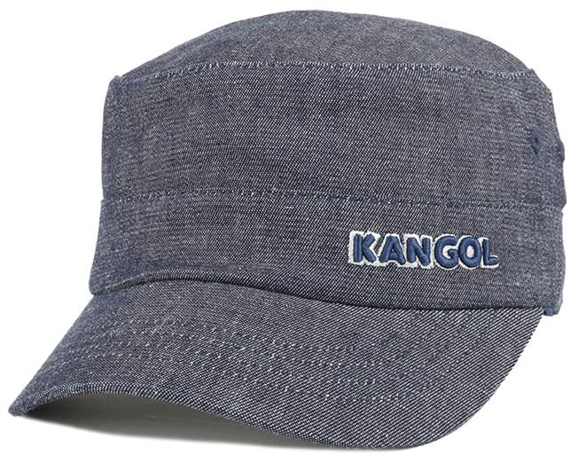 Denim Indigo Army Flexfit - Kangol