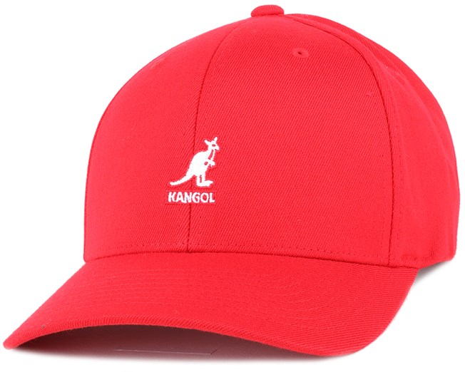 Wool Rojo Flexfit - Kangol
