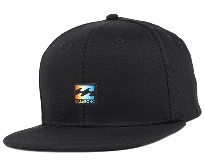 Primary Black Snapback - Billabong