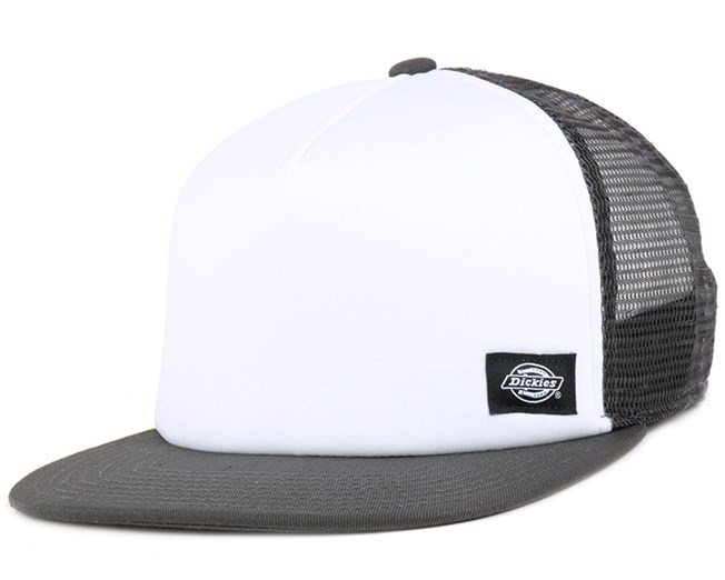 Fort Jones Charcoal Grey Trucker - Dickies