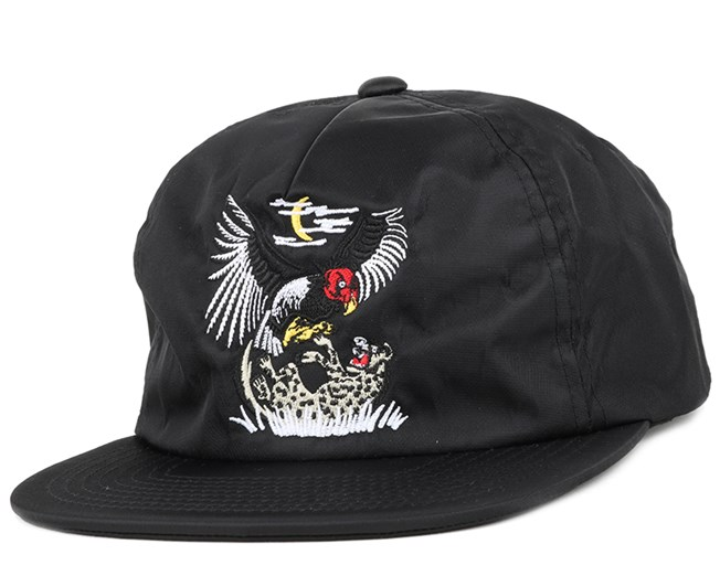 Lonney Black Snapback - The Hundreds