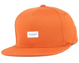 Script Field Tan Snapback - The Hundreds