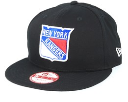 NY Rangers NHL Black Basic 9Fifty Snapback - New Era