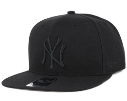 NY Yankees Sure Shot 47 Captain Black Snapback - 47 Brand