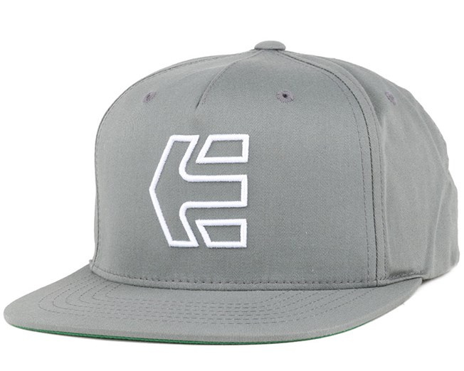 Icon 7 Grey 2 Snapback - Etnies