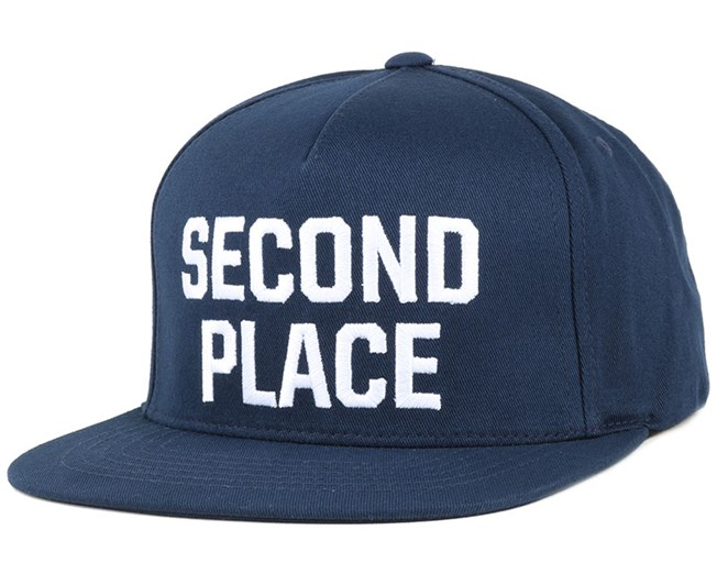 Second Place Blue Snapback - Emerica