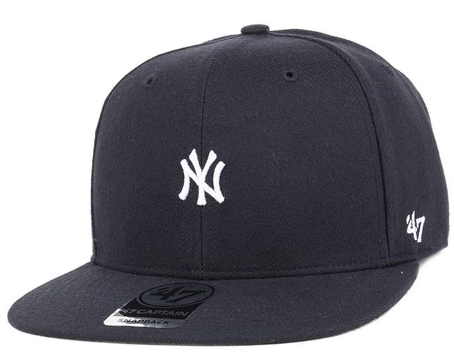 NY Yankees Centerfield Navy Snapback - 47 Brand