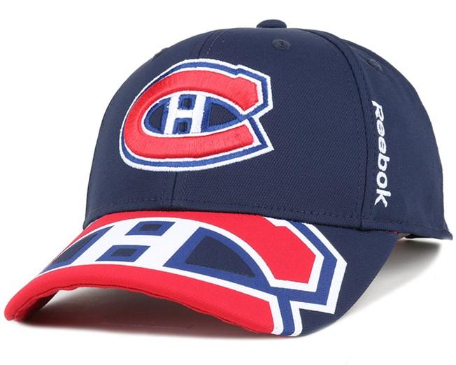 Montreal Canadiens Bonded Logo Adjustable - Reebok
