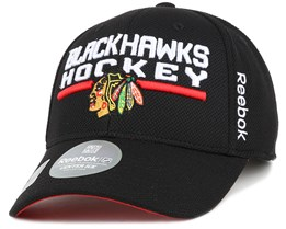 Chicago Blackhawks Locker Room 3 Flexfit - Reebok