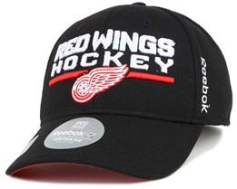 Detroit Red Wings Locker Room 3 Flexfit - Reebok