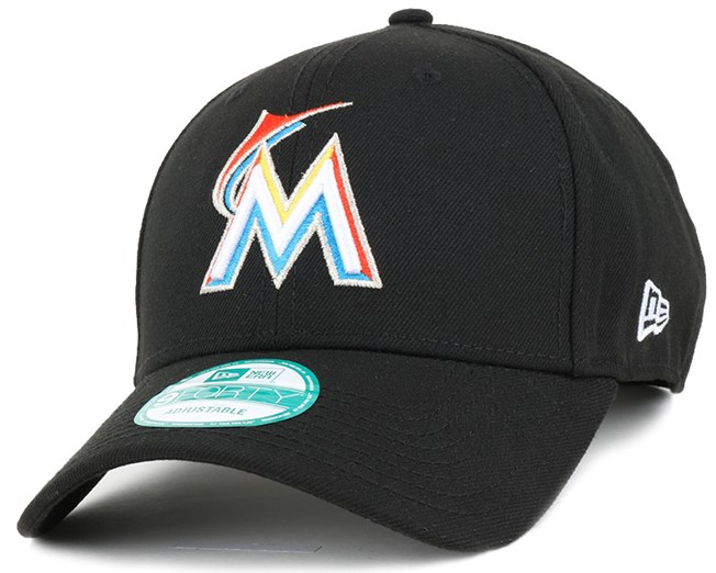 Miami Marlins Home 940 Adjustable - New Era