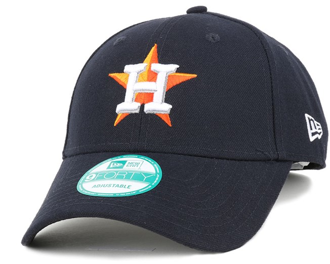 Houston Astros Home 940 Adjustable - New Era