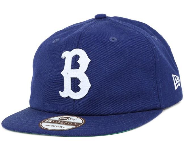 Brooklyn Dodgers Heritage MLB 1920 Strapback - New Era