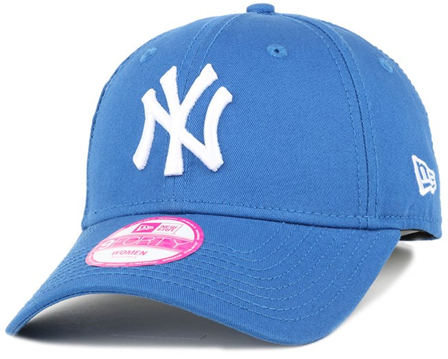 NY Yankees League Essential Blue Woman 940 Adjustable - New Era