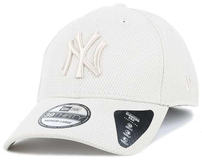 05092dad6 NY Yankees Diamon Era Essential Stone 39Thirty Flexfit - New Era ...