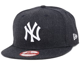 NY Yankees Tonal Team Heather 9Fifty Snapback - New Era
