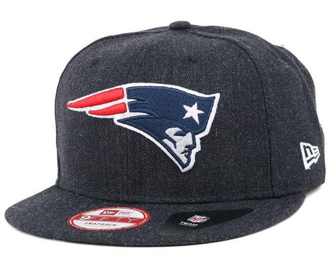 New England Patriots Tonal Team Heather 9Fifty Snapback - New Era