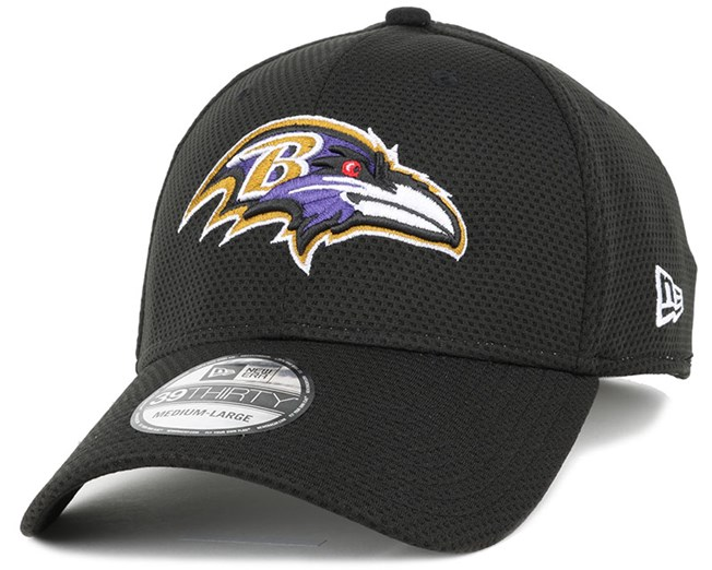 Baltimore Ravens Sideline Tech 39Thirty Flexfit - New Era
