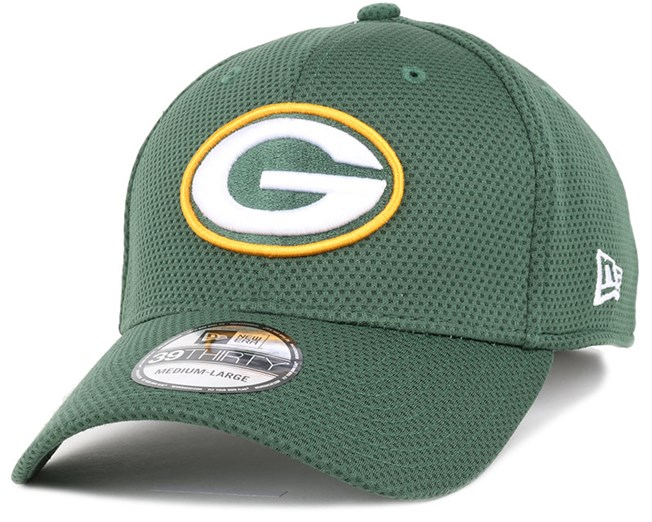 Green Bay Packers Sideline Tech 39Thirty Flexfit - New Era