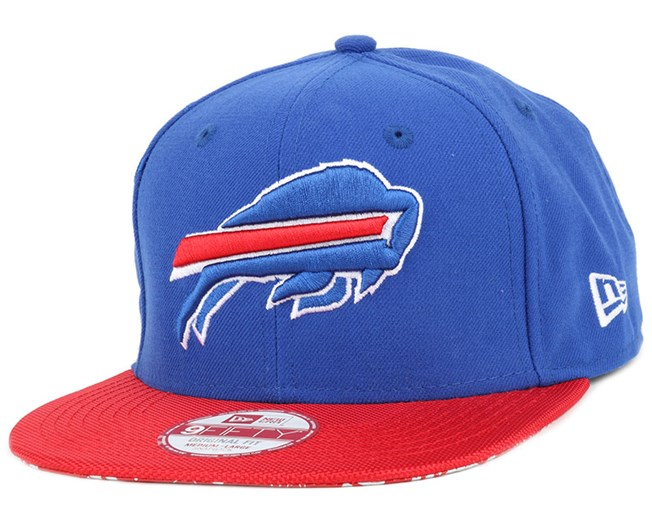 Buffalo Bills NFL Sideline 9Fifty Snapback - New Era