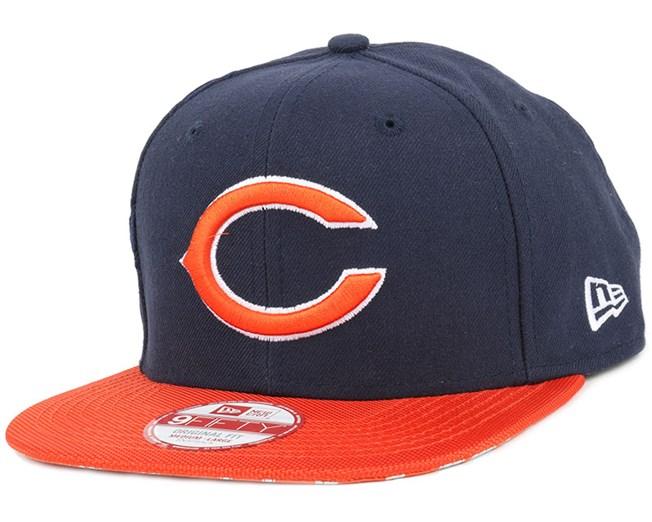 Chicago Bears NFL Sideline 9Fifty Snapback - New Era