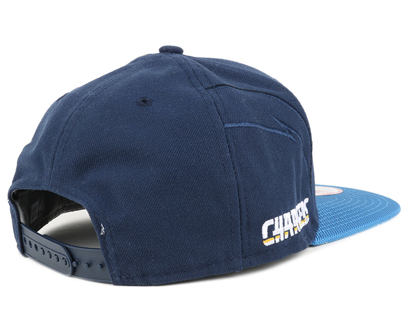 San Diego Chargers Nfl Sideline 9fifty Snapback New Era